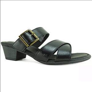 boc Vareen Slip-On Comfort Sandals Slides 11 NIB